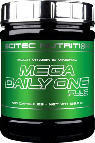 Витамины Scitec Nutrition Mega Daily One Plus