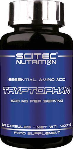 Незаменимая аминокислота триптофан Scitec Nutrition Tryptophan