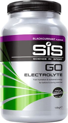 Углеводы SiS GO Electrolyte Powder