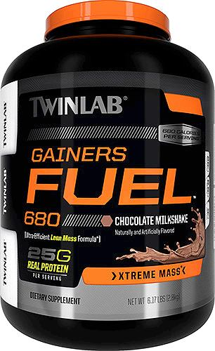Гейнер Twinlab Gainers Fuel 680
