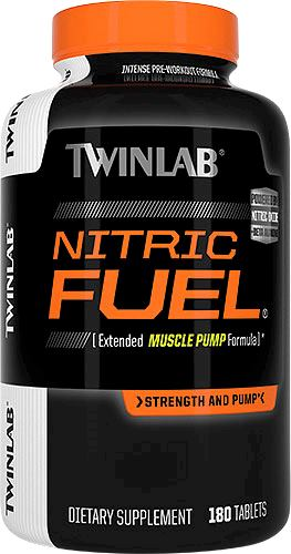 NO-бустеры Twinlab Nitric Fuel