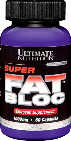 Хитозан Ultimate Nutrition Super Fat Bloc