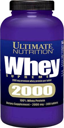 Аминокислоты Ultimate Nutrition Whey Supreme 2000