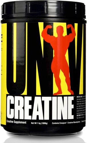 Креатин моногидрат Universal Nutrition Creatine Powder