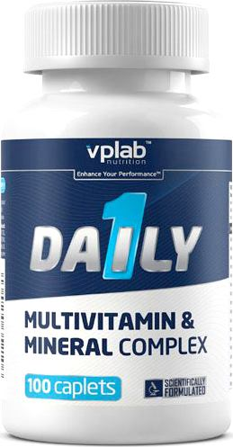 Витамины Vplab Daily 1 (VP laboratory)