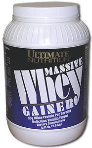 Massive Whey Gainer 2000 г