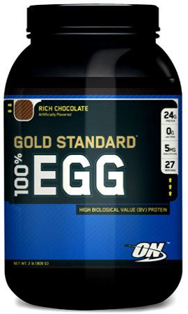 100% Egg Protein Gold Standard