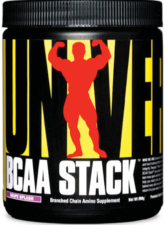 Universal Nutrition BCAA Stack