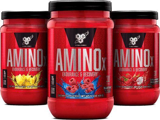 Аминокислоты BCAA AMINO X