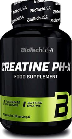 Креатин BioTech USA Creatine pH-X