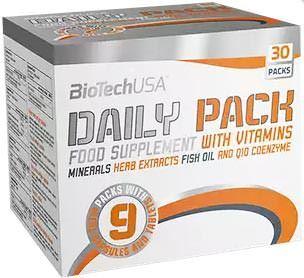 Витамины Daily Pack от BioTech USA