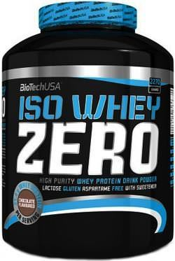 Сывороточный изолят Iso Whey Zero от BioTech USA