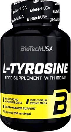 Тирозин L-Tyrosine от BioTech USA