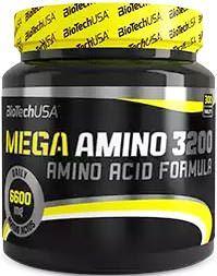 Аминокислотный комплекс Mega Amino 3200 от BioTech USA