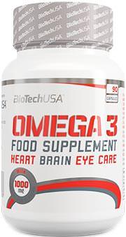 Жирные кислоты Omega-3 от BioTech USA