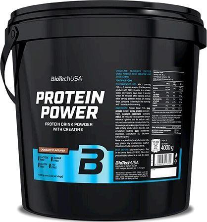 Многокомпонентный протеин Protein Power от BioTech USA