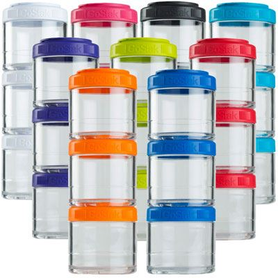 Контейнеры GoStaks от Blender Bottle