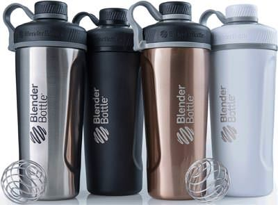 Шейкер Radian Insulated Stainless от BlenderBottle