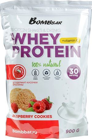 Протеин BombBar Whey Protein