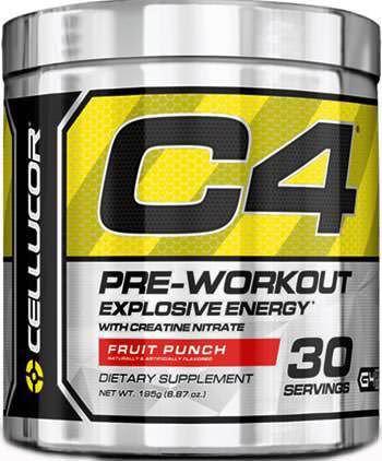 Предтренировочный комплекс C4 Pre-Workout от Cellucor