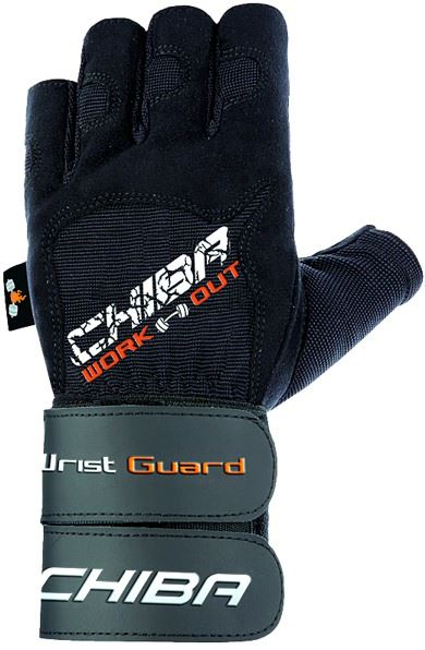 Перчатки Workout Line Wristguard II от Chiba