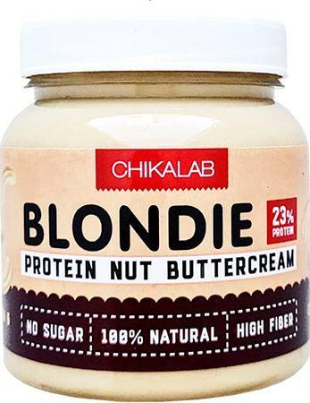 Паста ореховая Chikalab Blondie