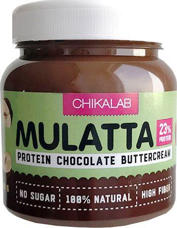 Шоколадная ореховая паста Chikalab Mulatta