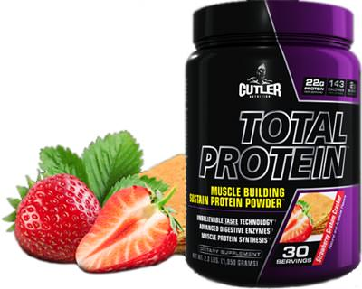 Комплексный протеин Total Protein от Cutler Nutrition