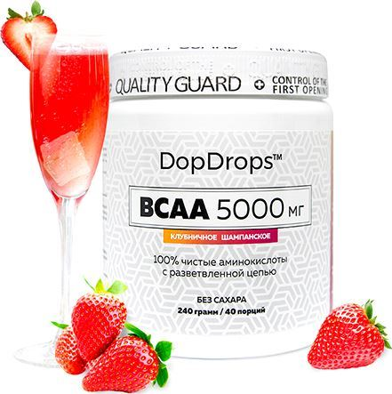 DopDrops BCAA 5000 мг