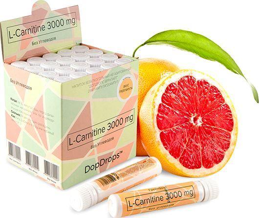 DopDrops L-Carnitine 3000 мг