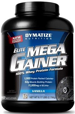 Elite Mega Gainer - гейнер от Dymatize