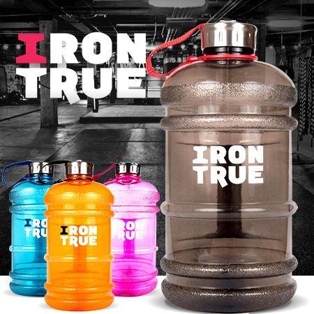 спортивная бутылка iron true