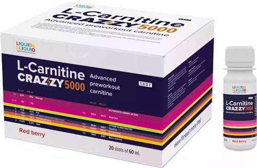 Карнитин L-Carnitine Crazzy 5000 от LiquidLiquid