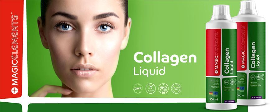 Magic Elements Collagen Liquid