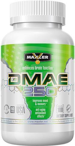 Мозговая активность DMAE 250 от Maxler