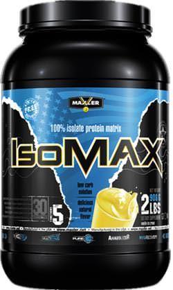 Комплексный изолят IsoMax от Maxler