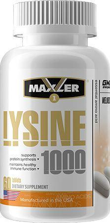 Maxler Lysine 1000
