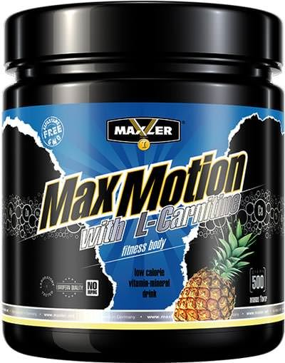 Изотоник с карнитином Max Motion with L-Carnitine от Maxler