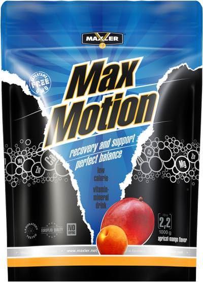 Изотоник Max Motion от Maxler