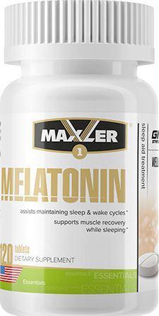 Maxler Melatonin 3 мг