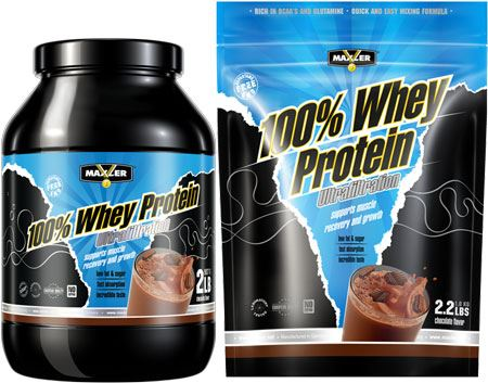Сывороточный протеин Maxler Whey Protein Ultrafiltration