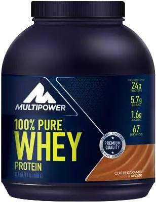 Сывороточный протеин 100% Pure Whey Protein от Multipower