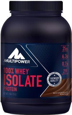 Сывороточный изолят 100% Whey Isolate Protein от Multipower