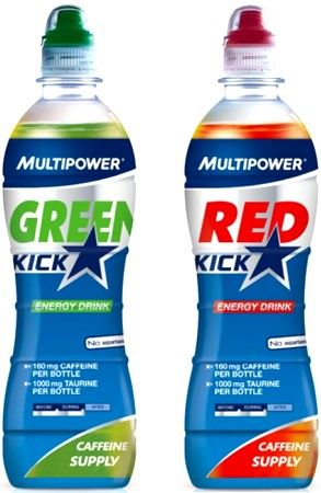 Green Kick и Red Kick от Multipower