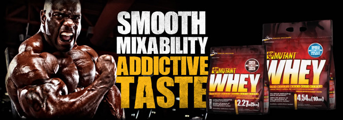 Сывороточный протеин Mutant Whey