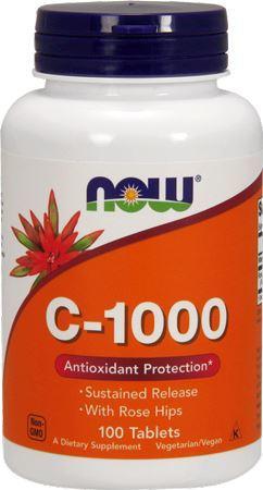 Витамин Ц NOW C-1000