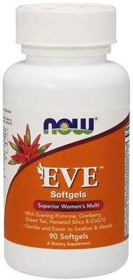 Витамины для женщин Eve Womans Multi от NOW