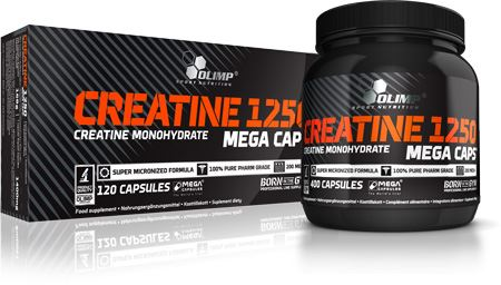 Креатин Olimp Creatine Mega Caps