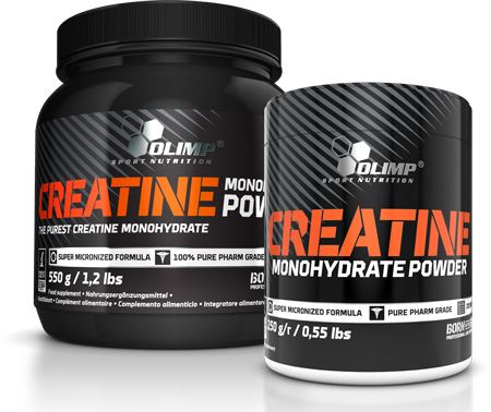 Креатин Olimp Creatine Monohydrate Powder SM