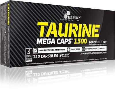 Таурин Olimp Taurine Mega Caps
